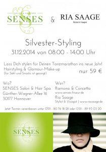 Silvester-Styling 2014