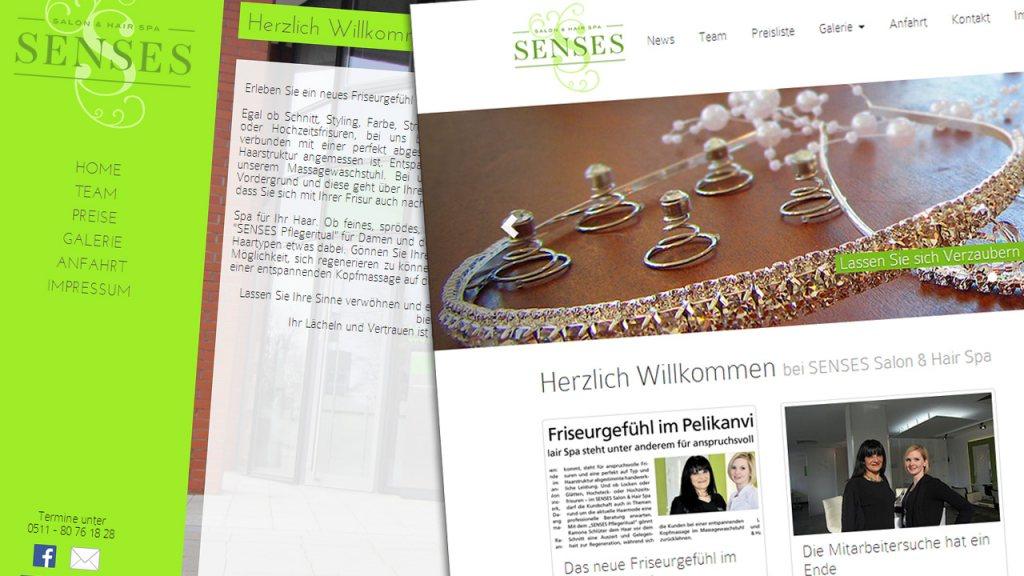 Neue Webseite 2014