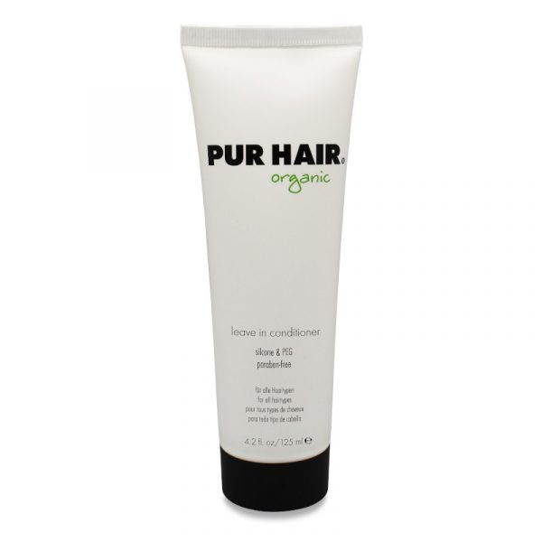 PUR HAIR organic Leave in Conditioner beii SENSES