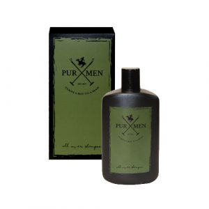 PUR MEN all over hair and body shampoo bei SENSES